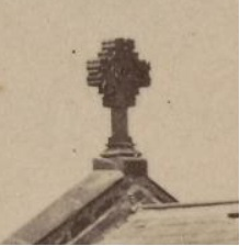 Photo of the Cross atop of St Paul's Church Melbourne in 1875 (source: State Library of Victoria http://digital.slv.vic.gov.au/view/action/nmets.do?DOCCHOICE=464718.xml&dvs=1385207737683~109&locale=en_AU&search_terms=&adjacency=&divType=&usePid1=true&usePid2=true)