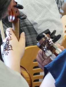 Celtic Jamming Port Fairy Style. picture by Jenny Fawcett