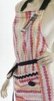 HerARTie designed apron. picture by Jenny Fawcett