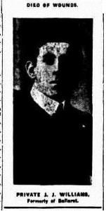 John Joseph Hannaford Williams