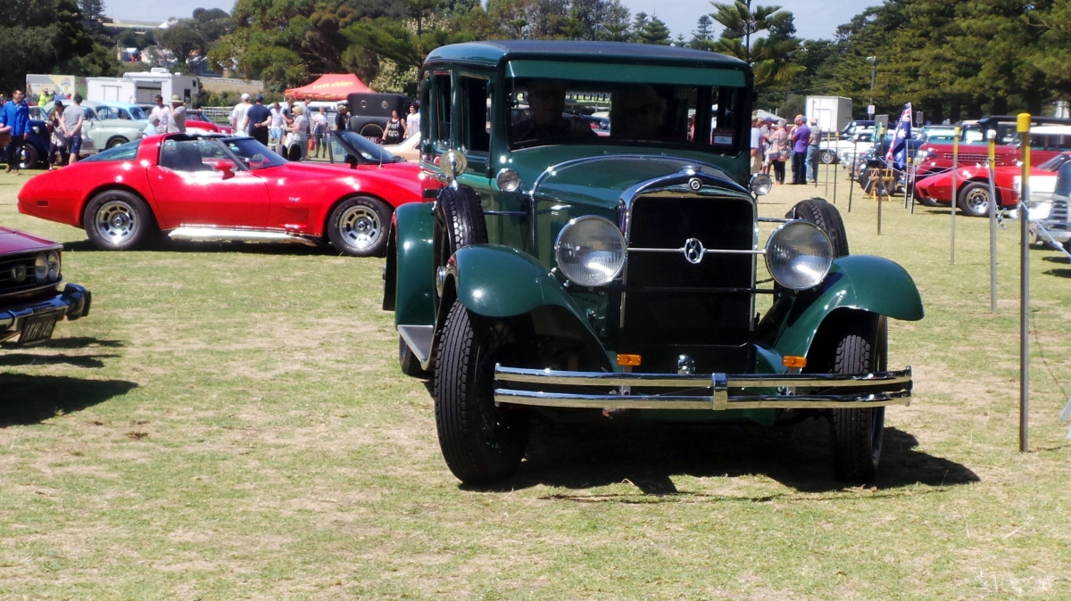 Warrnambool's annual classic cars event