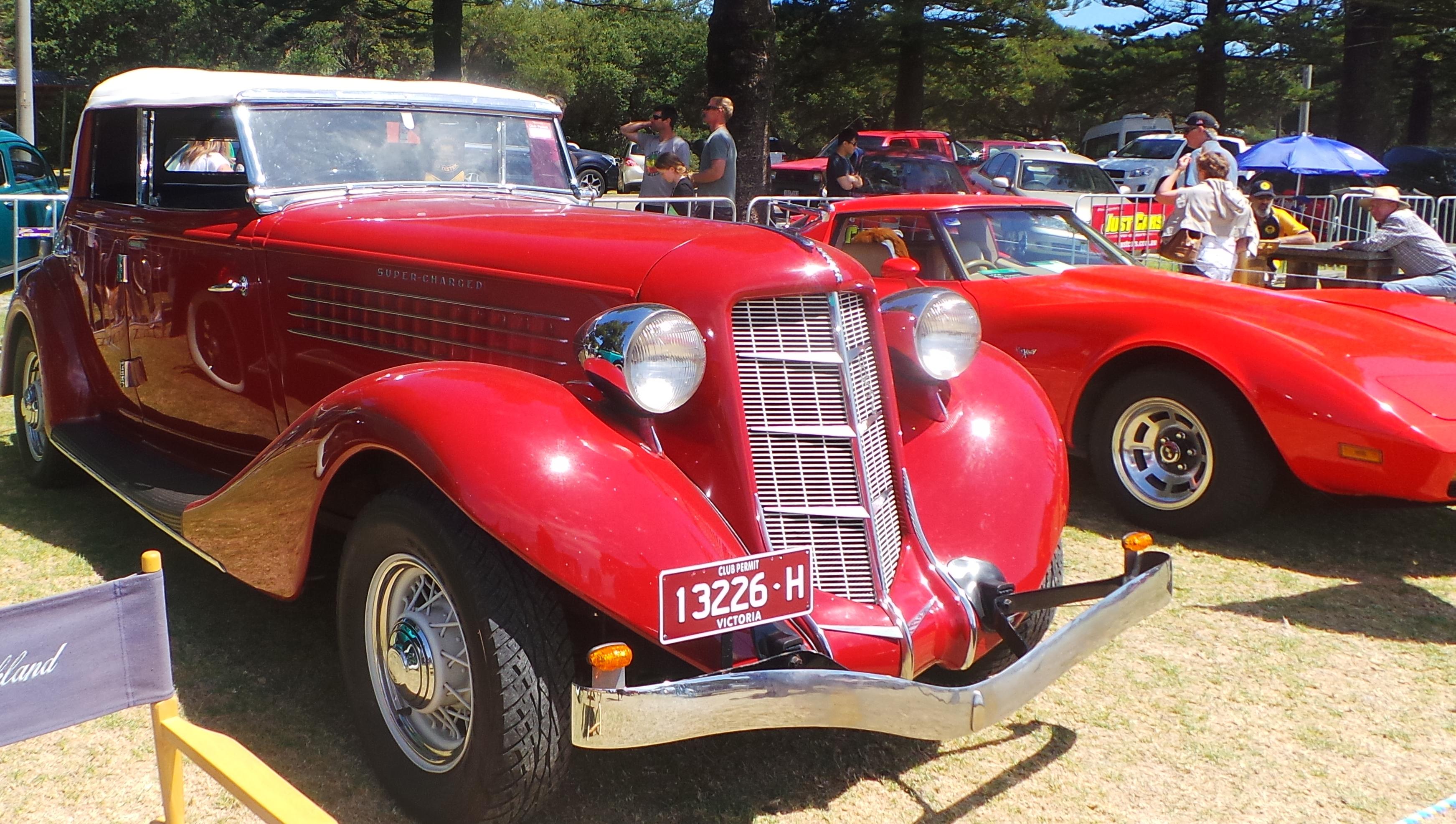 Warrnambool\'s annual classic cars event – JinnySpeake