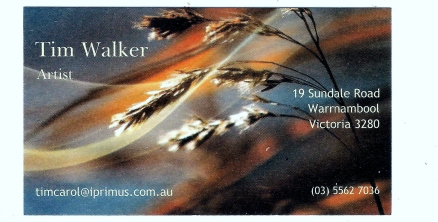 Tim Walker Business Card 001