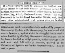 Dublin Weekly Nation, 22 Sep.1860, Irish Newspaper Collection, FINDMYPAST