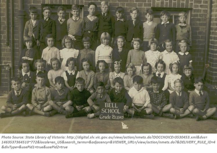 Bell School #4309 1942