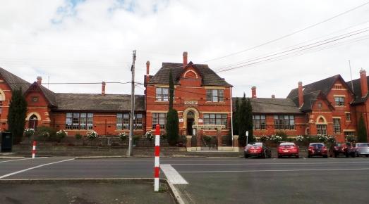 Macarthur Street Primary School at Ballarat (c) Jinny Fawcett 2016