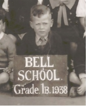 Peter Williams 1931-2013 at Ballarat Bell School Photo by Jinny Fawcett