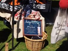 HegARTIE home made products @ Fresh Market Warrnambool (c) Jinny Fawcett 2017