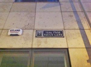 paul street, cork. ire. photo by bryan corlette 2015