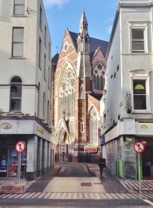 st peter st pauls church, cork. photo by bryan corlette 2015